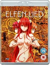 Elfen Lied Collector's Edition with OVA Blu-Ray