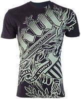 SKIN INDUSTRIES Mens T-Shirt MONEY Fox Metal Mulisha Racing MMA UFC M-XXL $30