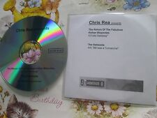 Chris Rea Presents : The Return Of The Fabulous Hofner Lets Get Away Promo CD