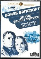 Brass Bancroft of the Secret Service Mysteries Collection (DVD) Warner Archives