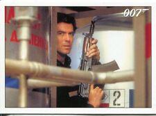 James Bond Archives 2015 Goldeneye Chase Card #8