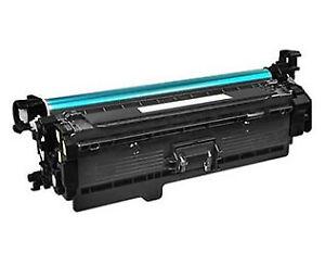 Compatible HP 508X (CF360X) High Yield Black Laser Toner Cartridge