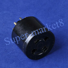 2pc 8Pin to 4pin Tube Adapter Socket For 5Z3 to 5U4G Rectifier