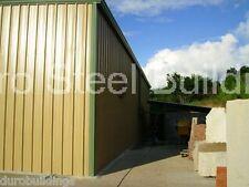 DuroBEAM Steel 50x75x14 Metal Garage Building Florida 160 MPH Wind Rated DiRECT