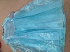 Disney Store Princess Elsa Frozen Costume - 9/10 - NWT