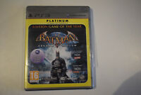batman arkham asylum game of the year edition ps3 playstation 3 ps 3 neuf