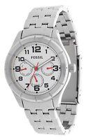 Fossil Herren Armbanduhr Silber BQ1408
