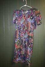 VINTAGE 1990s RETRO Clothes Dress Size 12