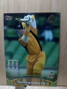 DAMIEN MARTYN🏆2002 #71 Topps ACB Cricket Card🏆FREE POST