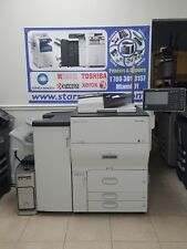 Ricoh Pro C5100S Color Laser Production Printer w/ Booklet Finisher Fiery 65ppm