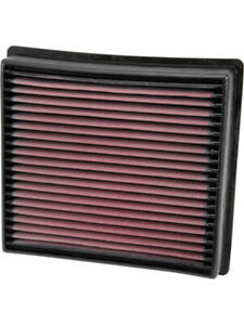 K&N Panel Air Filter FOR DODGE RAM 5500 6.7L L6 DSL (33-5005)