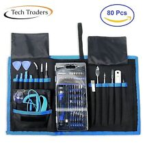 80 in 1 Precision Screwdriver Set with Magnetic Driver Kit, Professional