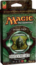 MTG Magic Cards Lot Magic 2011 (M11) Intro Pack: Stampede of Beasts x1 1 Theme D