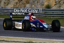 Rubens Barrichello Jordan 193 F1 Season 1993 Photograph 2