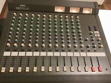 YAMAHA MC 1202 Mixer, Mischpult Vintage. Nachlass!