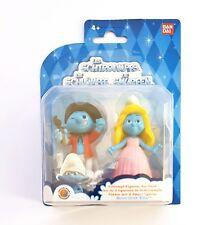 Smurf Smurf Bandai Smurfette & Smurf Painter New 6 CM