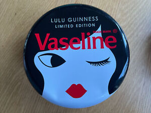 New Collectors Limited Edition Vaseline Lulu Doll Lip Set In Tin