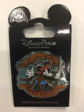 Disney Pin Pirate Mickey Sword (Pillage and Plunder) New on Card 3 Dimensional