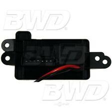 HVAC Blower Motor Resistor Front BWD RU1264