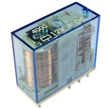 Finder 44.62.9.012.4000 relè 12v DC 2xum 10a 220r 250v AC Relay AGSNO 2 854994