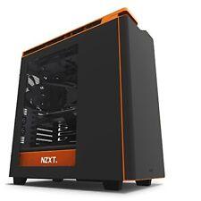 Nzxt caja Semitorre H440 Black/orange
