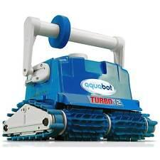 Aquabot Turbo T2 abturt 2 en-tierra automático Piscina Limpiador Robótico