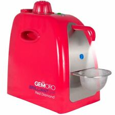 Gemoro Brilliant Spa  Red Diamond Jewelry Steam Cleaner Jewelers Steamer New