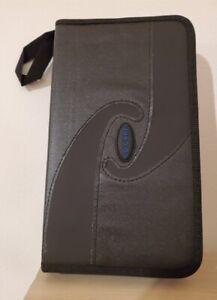 64 Disc DVD VCD CD Pu Leather Case Album Carry Storage Wallet Holder Organizer