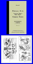 RAAF Fitters / Riggers Manual WW2 on CD - Wirraway etc
