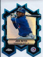 Jose Reyes Die Cut 2013 Topps Chrome CC-JR Dominican Republic- New York Mets