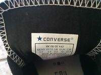 converse all star Pelle Size 36