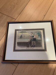 Framed Billiards Print