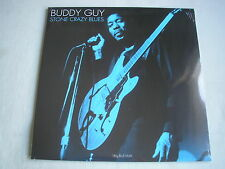 BUDDY GUY Stone Crazy Blues UK LP 2017 180g blue vinyl new mint sealed