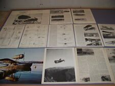 VINTAGE..HENRI MIGNET & POU DU CIEL HISTORY..HISTORY/PROFILES...RARE! (531L)