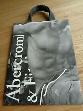 Abercrombie & Fitch  Card Small Carrier Bag 23cm x 30.5cm