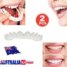 Snap On Veneers Instant Perfect Smile Dental False Teeth Bottom / Upper Veneers