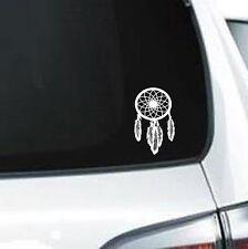 B287 Dream Catcher Feathers Nightmares Art vinyl decal car sticker