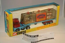 Corgi Toys 1139 Chipperfields Menagerie MK.3 tractor and trailer very near mint