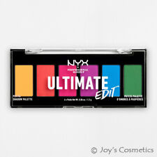 "1 NYX Ultimate Edit Petite Shadow Palette "" USPP02 - Brights "" *Joy's cosmetics*"