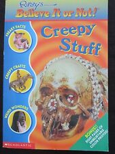Ripley's Believe It or Not!: Creepy Stuff by Mary Packard and Robert Ripley...