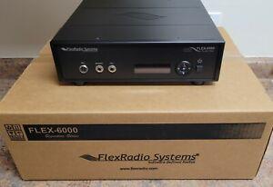 Flex Radio 6500 SDR Transceiver Factory Fresh Under Warranty Flex-Radio