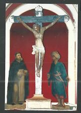Holy card de Jesus en la Cruz santino image pieuse estampa