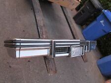 1977 1978 1979 CADILLAC DEVILLE FLEETWOOD FRONT BUMPER ASSEMBLY