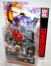 Transformers Power of the Primes Dinobots Sludge Deluxe Figure Volcanicus NEW!