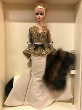 Silkstone Barbie Capucine French model blonde gorgeous NRFB New