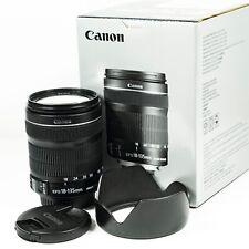 Canon EF-S IS STM Lente 18-135mm f/3.5-5.6