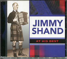 JIMMY SHAND AT HIS BEST CD - THE BLUEBELL POLKA, GAELIC WALTZ MELODY & MORE