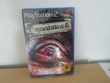 MANHUNT 2 - Playstation 2  PS2  new sealed pal