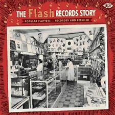 Various Artists - Flash Records Story / Various [New CD] UK - Import