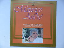 maurice andre Disque D OR n)é vivaldi albinoni era 9229